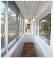 Остекление и отделка балконов и лоджий,  утепление и отделка балконов www.remont-balkona.by