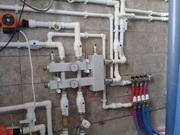 Качественные системы водоснабжения и канализации,  установка и обслуживание